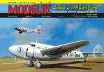Американский пассажирский самолёт Lockheed L-14H Super Electra 1937
