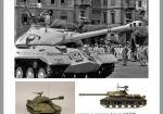 Советский тяжелый танк ИС-3М, 1945г. (окраска одесский военный округ, 1948г.)