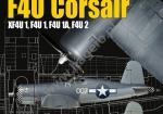 Kagero (Topdrawings). Vought F4U Corsair XF4U 1, F4U 1, F4U 1A, F4U 2