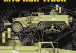 Kagero (Topdrawings). M16 Half-Track
