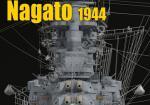 Kagero (Topdrawings). The Japanese Battleship Nagato 1944