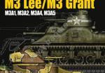 Kagero (Topdrawings). Medium Tank M3 Lee / M3 Grant