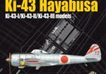 Kagero (Topdrawings). Nakajima Ki-43 Hayabusa (bez dodatków)
