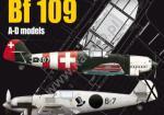 Kagero (Topdrawings). Messerschmitt Bf 109 A-D models (bez dodaktów)
