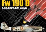 Kagero (Topdrawings). Focke-Wulf Fw 190 D. D-9/D-11/D-13/D-15 models