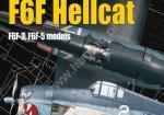 Kagero (Topdrawings). Grumman F6F Hellcat F6F-3, F6F-5 models