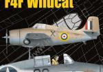Kagero (Topdrawings). Grumman F4F Wildcat