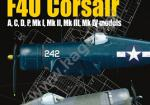 Kagero (Topdrawings). Chance Vought F4U Corsair A,C,D,P