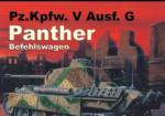 Немецкий танк Pz.Kpfw. V Ausf. G Panther Befehlswagen + лазерная резка (траки)