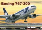 Американский пассажирский самолёт Boeing 767-300