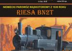 Немецкий паровоз Bn2t Riesta