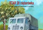 Польский грузовик Star 20 Ciezarowka