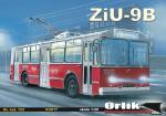 Советский троллейбус ЗиУ-9Б
