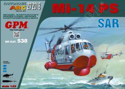 Советский вертолёт Ми-14ПС