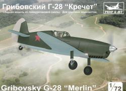 самолёт Г-28 Кречет