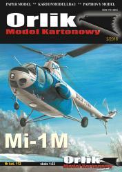 Советский вертолёт Mi-1M