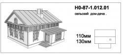 Сельский дом-дача