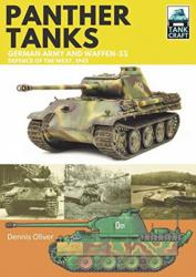 Panther Tanks: Germany Army and Waffen-SS, Defence of the West, 1945