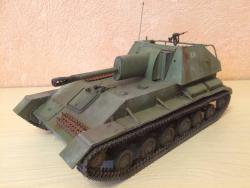 танк Су-76