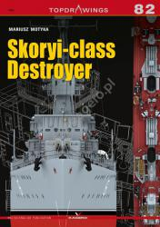 Kagero (Topdrawings). Skoryi-class Destroyer