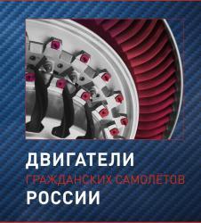 Двигатели гражданских самолётов России