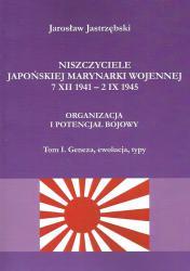 Niszczyciele Japońskiej Marynarki Wojennej 7 XII 1941 - 2 IX 1945