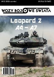 Wozy Bojowe Świata: Leopard 2 A4-A7