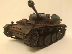 Модель-копия Германского среднего танка VK 3001 H