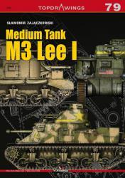 Kagero (Topdrawings). Medium Tank M3 Lee I