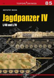 Kagero (Topdrawings). Jagdpanzer IV L/48 and L/70