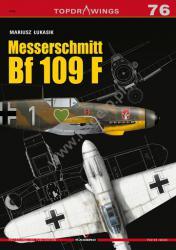 Kagero (Topdrawings). Messerschmitt Bf 109 F