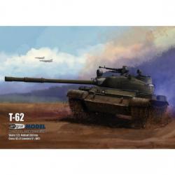 Советский танк Т-62