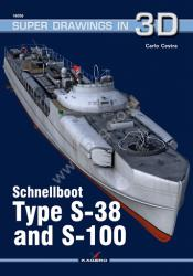 Kagero (3D). Schnellboot Type S-38 and S-100