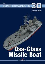 Kagero (3D). Osa-class Missile Boat