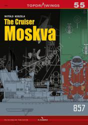 Kagero (Topdrawings). The Cruiser Moskva