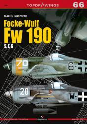 Kagero (Topdrawings). Focke-Wulf Fw 190 S, F, G models