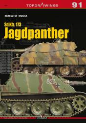 Kagero (Topdrawings). Sd.Kfz. 173 Jagdpanther