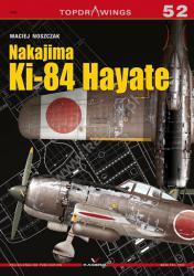 Kagero (Topdrawings). Nakajima Ki-84 Hayate