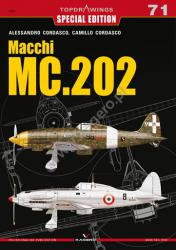 Kagero (Topdrawings). Macchi MC.202