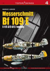 Kagero (Topdrawings). Messerschmitt Bf 109 E