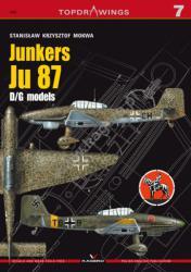 Kagero (Topdrawings). Junkers Ju 87 D/G models