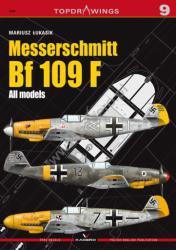Kagero (Topdrawings). Messerschmitt Bf 109 F all models