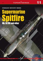 Kagero (Topdrawings). Supermarine Spitfire Mk. IX/XVI and other