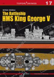 Kagero (Topdrawings). The Battleship HMS King George V