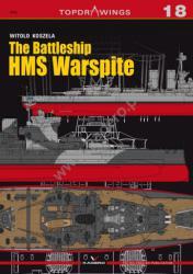 Kagero (Topdrawings). The Battleship HMS Warspite