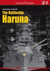 Kagero (Topdrawings). The Battleship Haruna