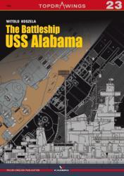 Kagero (Topdrawings). The Battleship USS Alabama