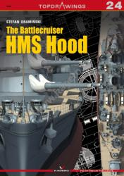 Kagero (Topdrawings). The Battlecruiser HMS Hood