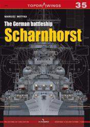 Kagero (Topdrawings). The German Battleship Scharnhorst