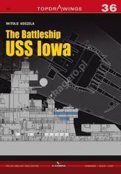 Kagero (Topdrawings). The Battleship USS Iowa